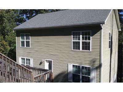 Tryon NC Single Family Home For Sale: $169,500