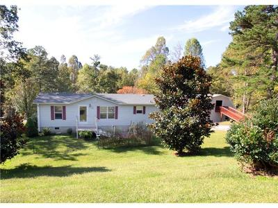 Transylvania County Manufactured Home For Sale: 1700 Jeter Mountain Road #7