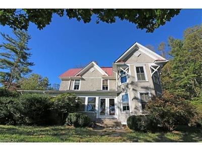Pisgah Forest Single Family Home For Sale: 5987 Hendersonville Highway