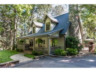 Black Mountain Single Family Home Under Contract-Show: 116 Pleasant Drive