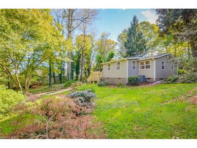 Hendersonville Single Family Home Under Contract-Show: 2321 Greater Druid Hills Boulevard