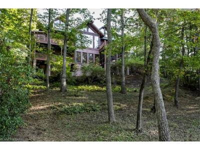 Mill Spring Single Family Home For Sale: 116 Piney Pointe Lane