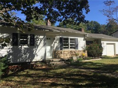 Asheville Single Family Home For Sale: 103 Salola Street