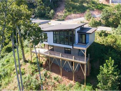 Asheville Single Family Home For Sale: 18 Samuel Ashe Drive #44