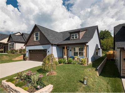 Weaverville Single Family Home Under Contract-Show: 7 Partridge Berry Lane