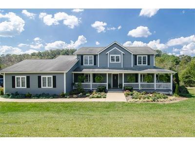 Asheville Single Family Home For Sale: 133 Foster Estate Drive #16