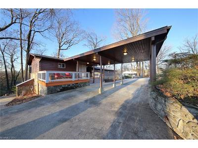 Asheville Single Family Home For Sale: 8 Carrier Place