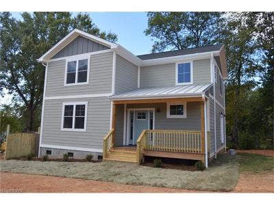 Asheville Single Family Home For Sale: 4 May Street #4