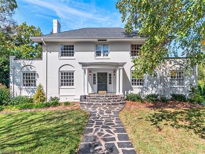 Asheville Single Family Home For Sale: 353 Midland Drive