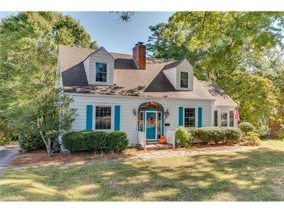 Rutherfordton Single Family Home For Sale: 492 Washington Street