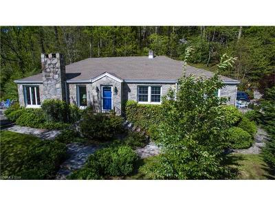 Bat Cave, Gerton Single Family Home For Sale: 243 Cave Inn Drive