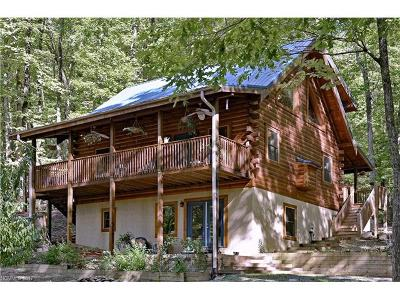Lake Lure Single Family Home For Sale: 184 N Poplar Drive #164