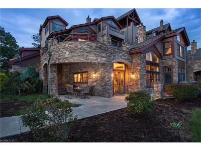 Asheville Condo/Townhouse For Sale: 4 Chimney Crest Drive #G