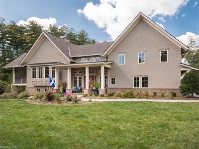 Asheville Single Family Home For Sale: 6 Beadle Lane