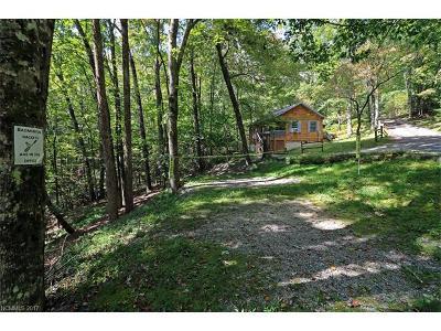 Brevard Multi Family Home For Sale: 749 East Fork Road
