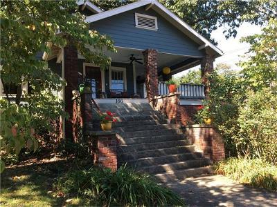 Asheville Single Family Home For Sale: 166 Flint Street