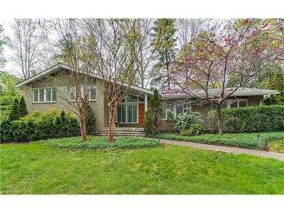 Biltmore Forest Single Family Home For Sale: 7 Amherst Road