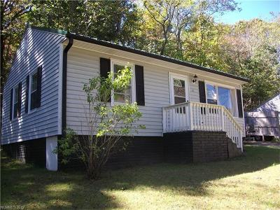 Black Mountain Single Family Home For Sale: 111 North Fork Road