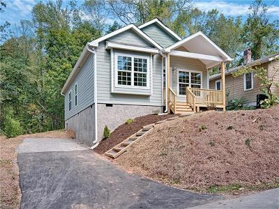 Asheville Single Family Home For Sale: 86 Brooklyn Road