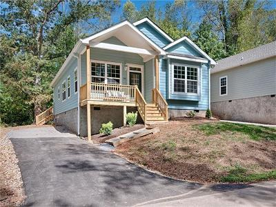 Asheville Single Family Home For Sale: 84 Brooklyn Road
