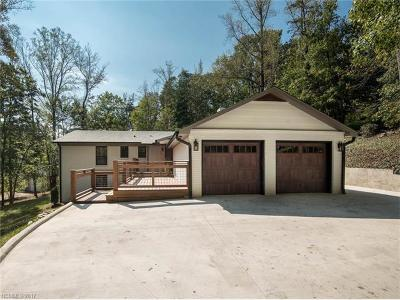 Asheville Single Family Home For Sale: 87 Bee Ridge Road