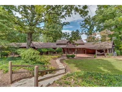 Tryon Single Family Home For Sale: 777 S River Road
