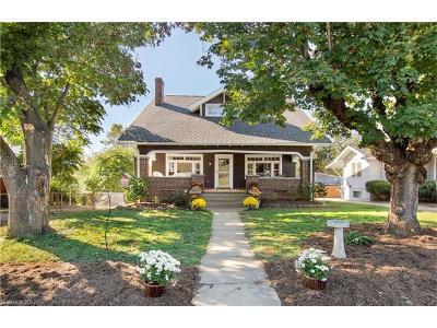 Asheville Single Family Home Under Contract-Show: 95 Vermont Avenue