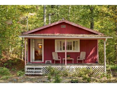 Transylvania County Single Family Home For Sale: 116 Slick Rock Road
