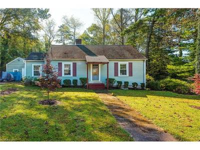 Asheville Single Family Home For Sale: 28 White Pine Drive