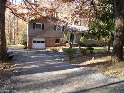 Tryon NC Single Family Home Under Contract-Show: $169,900