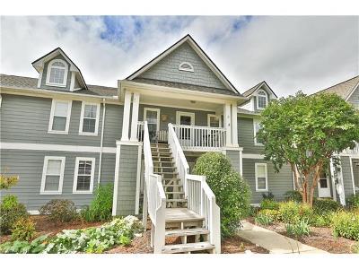 Asheville Condo/Townhouse For Sale: 4704 Breakers Lane #4704