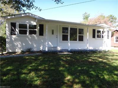 Transylvania County Single Family Home Under Contract-Show: 256 Illahee Road