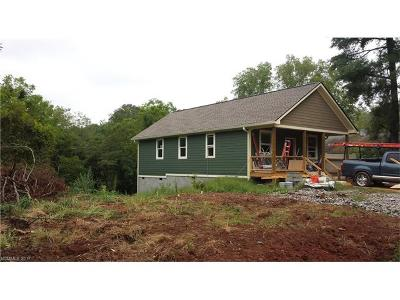 Asheville Single Family Home Under Contract-Show: 145 Maple Ridge Road
