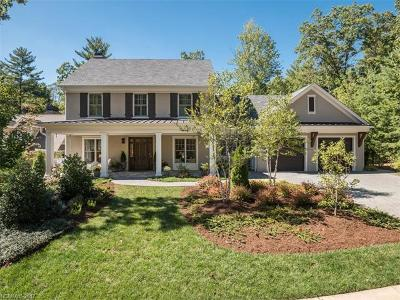 Asheville Single Family Home For Sale: 5 Cleftridge Court