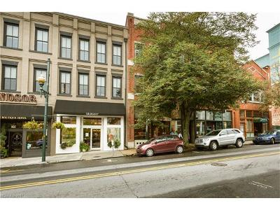 Asheville Condo/Townhouse For Sale: 32 Broadway Street #240