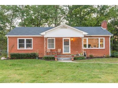 Asheville Single Family Home For Sale: 7 Reynolds School Road