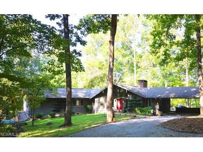 Tryon Single Family Home For Sale: 649 Club Road