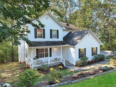 Weaverville Single Family Home For Sale: 62 Red Maple Drive #26