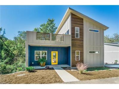 Asheville Single Family Home For Sale: 43 Emmett Lane