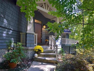 Hendersonville Single Family Home Under Contract-Show: 80 Sierra Drive