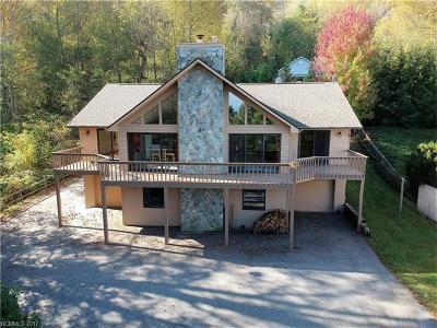 Waynesville Single Family Home For Sale: 928 Mountain Lake Drive #12A
