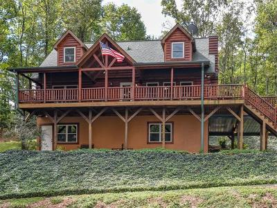 Tryon Single Family Home Under Contract-Show: 385 Little Falls Drive