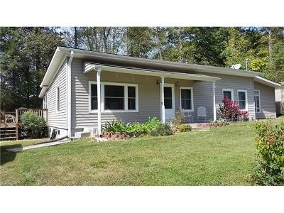 Transylvania County Single Family Home For Sale: 84 Pine Tree Drive