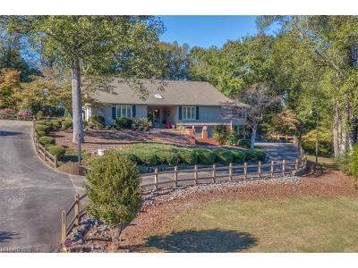 Rutherfordton Single Family Home For Sale: 301 Breeze Hill