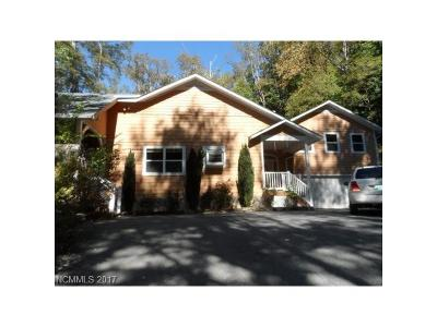 Waynesville Single Family Home For Sale: 215 Twisted Trail