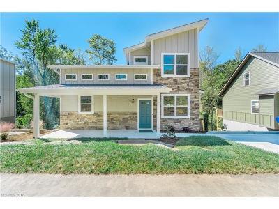 Asheville Single Family Home For Sale: 39 Emmett Lane