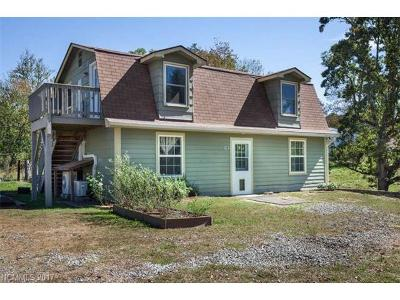 Weaverville Multi Family Home Under Contract-Show: 101 Flat Creek Church Road