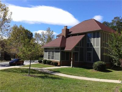 Asheville NC Condo/Townhouse For Sale: $309,900