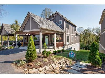 Asheville Single Family Home For Sale: 24 Gratitude Drive