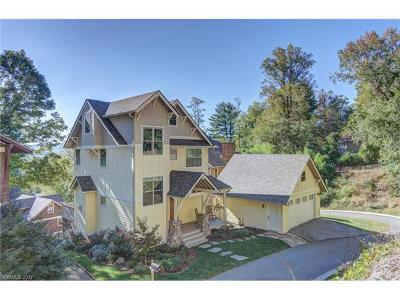 Asheville Single Family Home For Sale: 35 Shady Park Lane #12